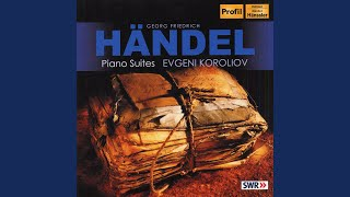 Keyboard Suite No. 3 (Set I) in D Minor, HWV 428: III. Allemande