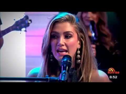 Delta Goodrem - Lost Without You / In This Life (Sunrise)