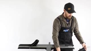 Kuat Sherpa 2 Bike Hitch Rack Assembly Demonstration Video