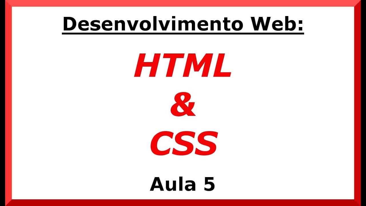 Usando o background image no css - Desenvolvimento Web Css 5 Como Usar Hover Background Color E Border