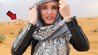 PERSI NEL DESERTO di DUBAI - VACANZE a DUBAI con la mia ragazza!! - vlog Dubai #1