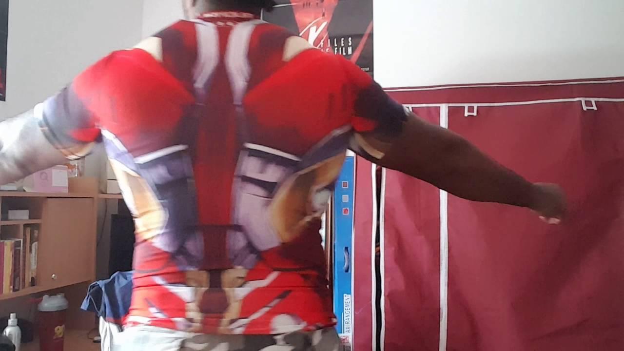 459bcfc97 Under Armour Iron Man CIVIL WAR - YouTube
