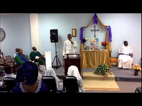 Jerusalem Church of the Lord Intl. Glen Burnie MD 1st Anniversary