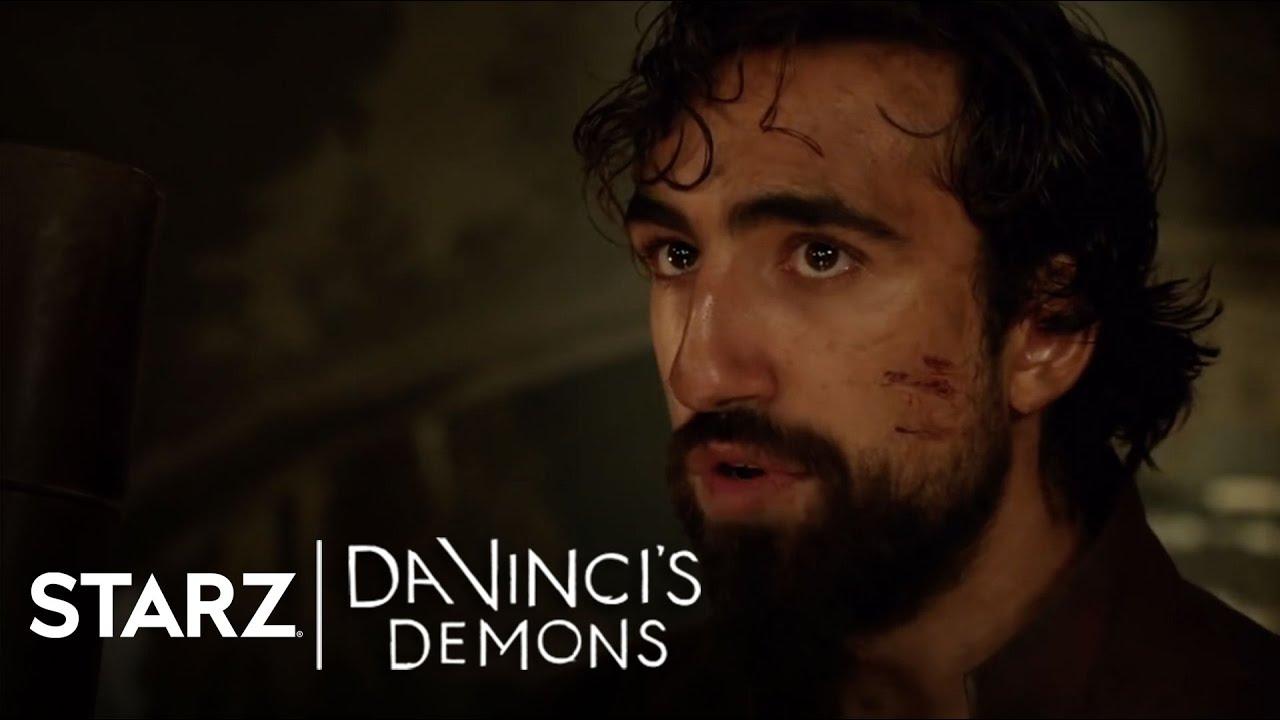 davinci demons stream