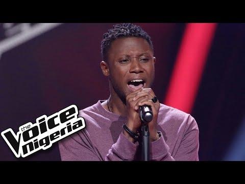"Syemca sings ""Sugar"" / Blind Auditions / The Voice Nigeria Season 2"