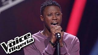 "Chukwuemeka Chike-Ezekpeazu sings ""Sugar"" / Blind Auditions / The Voice Nigeria Season 2"