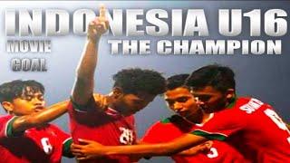 MERINDING !!! Lihat Perjuangan Timnas U16 dari Awal Hingga Juara Aff 2018
