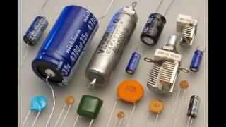 Как обозначаются радиодетали на электронных схемах?