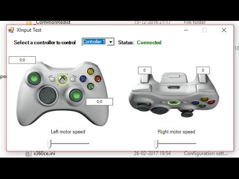 controller emulator