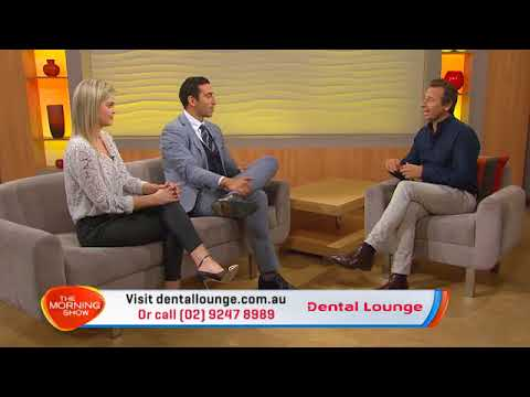 Dental Lounge on The Morning Show