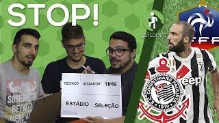 DESAFIO STOP DE FUTEBOL