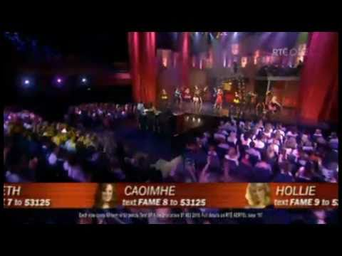 Conleth Kane Fame Group number Week 1