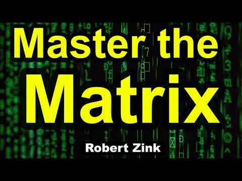 Master the Matrix with the Law of Attraction