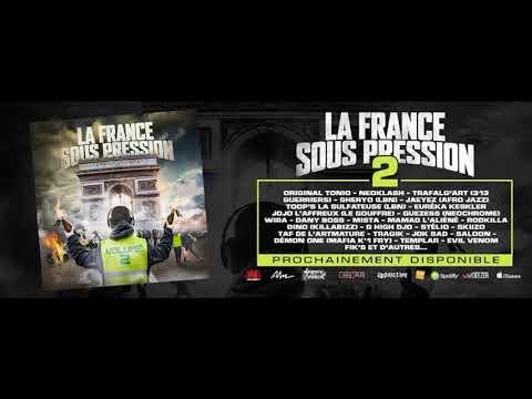Youtube: AMG-HipHop Présente L'Affreux Jojo – T'inquiete Même Pas…