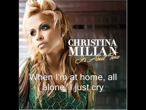 Клип Christina Milian - Someday One Day