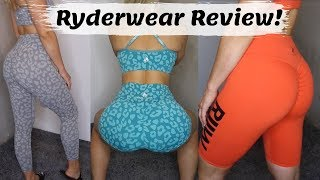 Ryderwear Try-On \u0026 Review! Animal