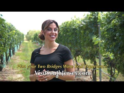 South Jersey's Two Bridges Wine Trail