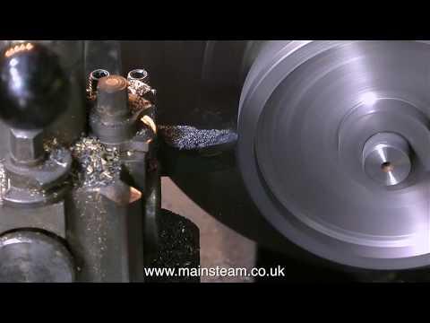 RENOVATING A LARGE MODEL TRIPLE EXPANSION STEAM ENGINE - PART #3