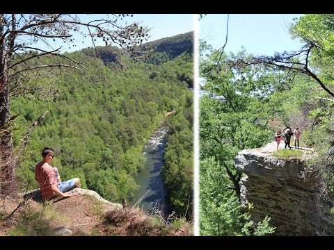 INCREDIBLE VIEWS IN ALABAMA - USA ROAD TRIP