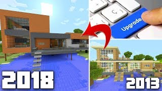 Upgrading Modern River House 5 Years Later!