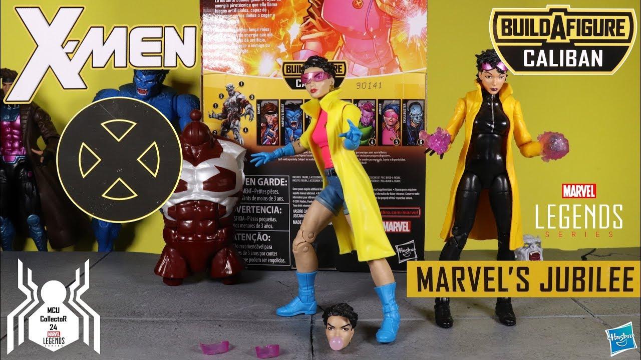 """Caliban BAF en Stock Marvel Legends 6/"""" x-men Wave 4-Jubilee"""