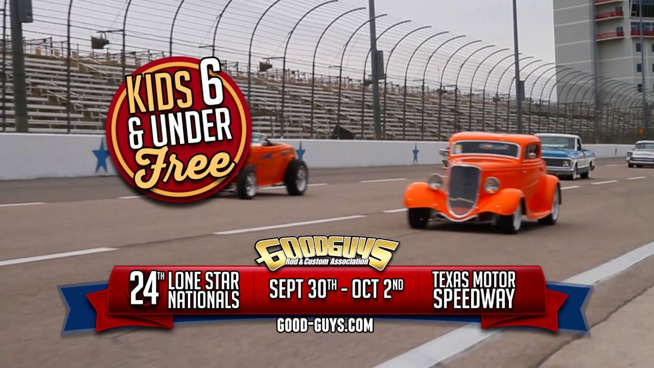The Goodguys Are Back With The Th Lone Star Nationals Giant Car - Good guys motors