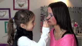 Repeat youtube video Meine Tochter schminkt mich