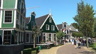 The Netherlands, Zaandam, De Zaanse Schans 2015