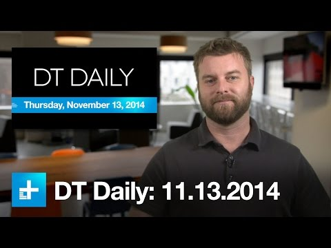 Rosetta Mission success, Spotify hits back, track-only LaFerrari - DT Daily (Nov 13)