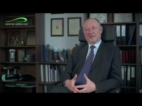 Discorso di Anatoliy Yunitskiy - direttore generale e designer generale del RSW Systems [ita (sub)]