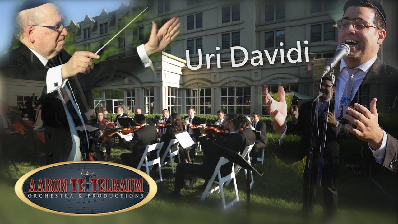 Uri Davidi Chupa Medley- An Aaron Teitelbaum Production I אורי דוידי