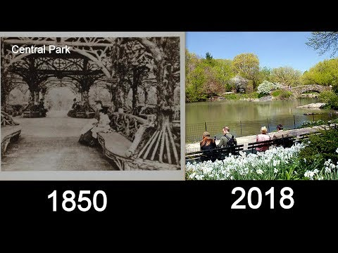 New York City in the 1800s and Now 2018 I Changes you Won't Imagine I