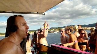 Hard Dance Ibiza 2011 - Miles Gorfy - At Night
