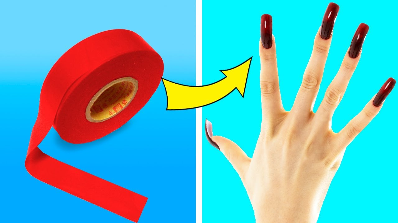BEAUTY HACKS TO MAKE YOUR LIFE EASIER