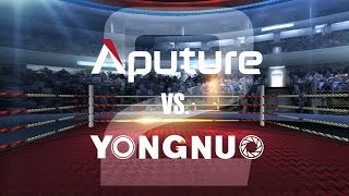 Aputure vs Yongnuo:  AL-F7 & YN600L II (Episode 2)