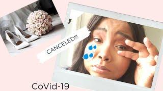 Coronavirus canceled my wedding Chit Chat GRWM