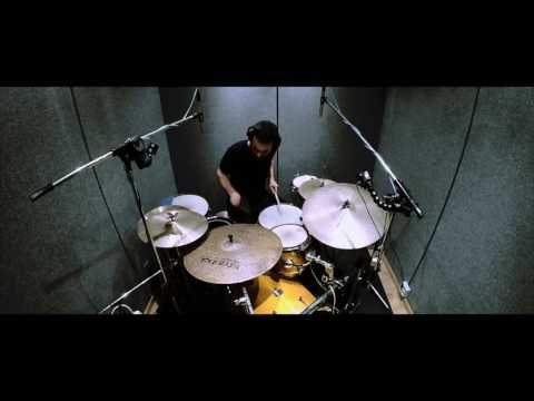 Dimitris Klonis - Drum Jam 1 ( An evening at Decibel Studio )