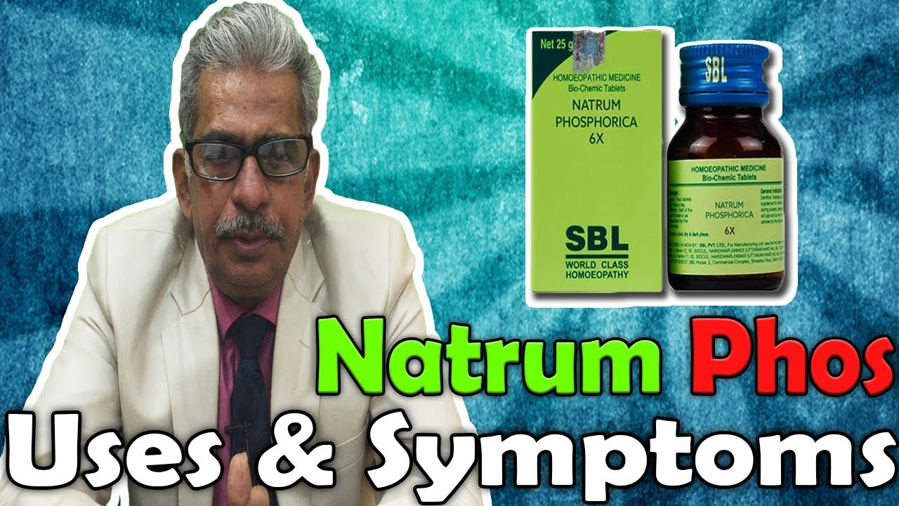 Natrum Phos (Part -1) - Uses and Symptoms in Homeopathy by Dr  P S  Tiwari