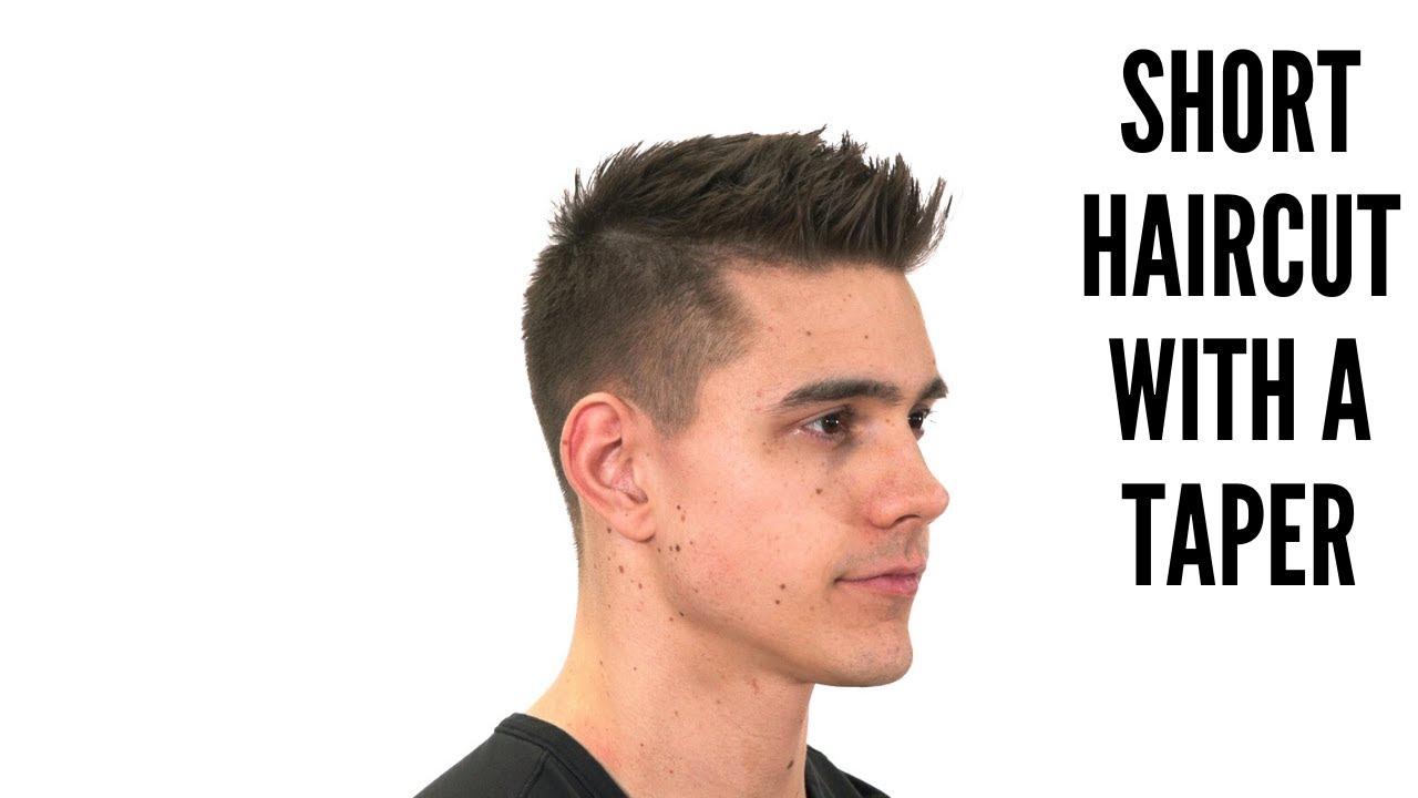 Men's Haircut Tutorial   TheSalonGuy