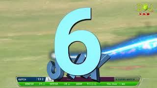 Kutch VS Arvali, (Match 4), Shree Maharshi Tejanad Swami Cricket Tournament, Valsad, Gujrat