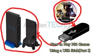 How to Play PS2 Games Using a USB Stick(Part I)