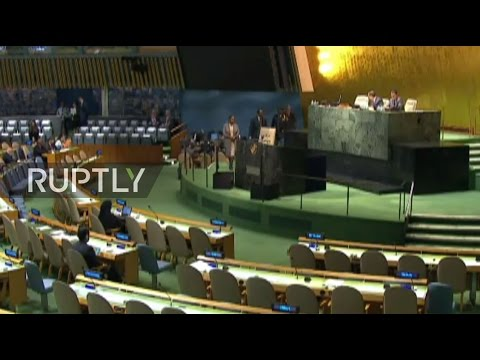 LIVE: World leaders take part in UNGA morning session - Day 3