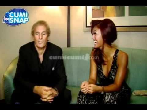 [Uncut Part 1] Exclusive Interview Michael Bolton & Agnes Monica