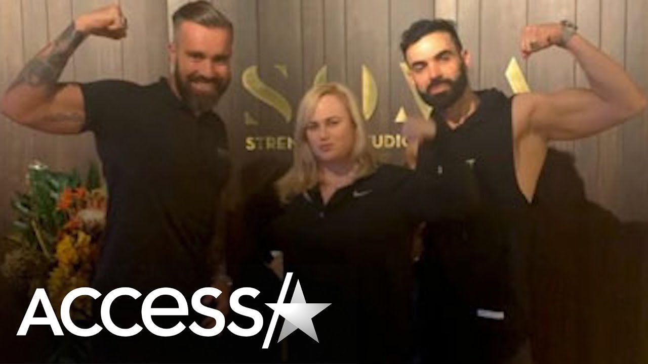 Rebel Wilson Looks Unrecognizable After Shedding Some Serious Pounds With Her New Year's Resolution