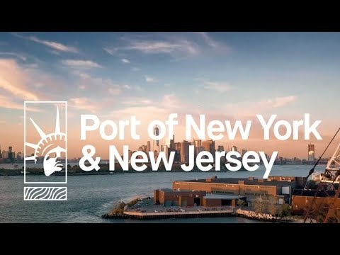 The Port of New York and New Jersey