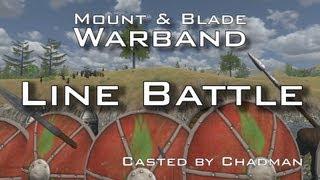 Mount and Blade (Warband) - Line Battle - Nords v Swadia