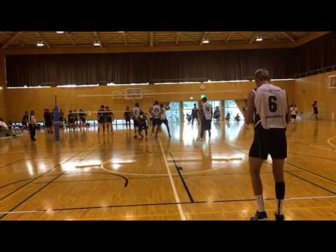 07 31 2016 Men's Blizzard vs Kinki Club SFID & Kinki Club University Game 2