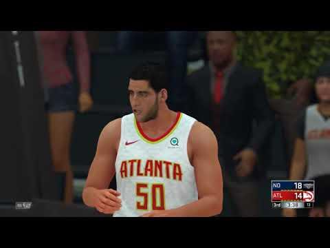 G157 New Orleans Pelicans (5-5) vs Atlanta Hawks (3-4)