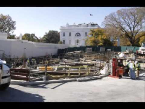 Construllen un nuveo bunker subterraneo en la casa blanca - Bunker casa blanca ...