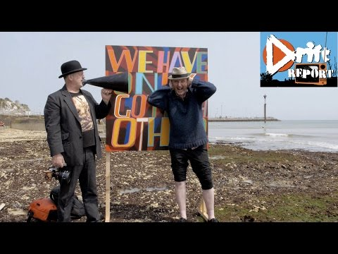 Art Intervention in the Brexit Referendum - Vote Remain #artists4EU